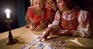 Игральные карты расскажут судьбу